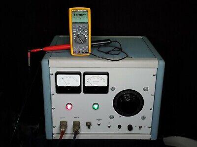 Huge - 10kv Plate Transformer High Voltage Adjustable Power Supply 3kva - Tested