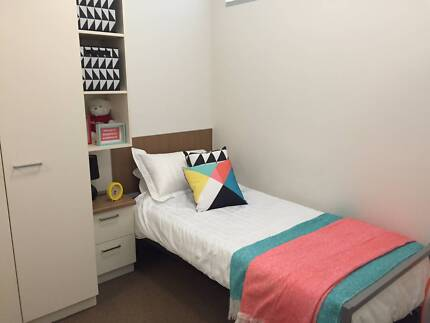 STUDENT ACCOMMODATION IN THE CITY - 1 BEDROOM APARTMENT