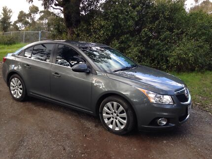 2011 Holden Cruze Sedan: Excellent Condition & Low KM's Blackwood Mitcham Area Preview