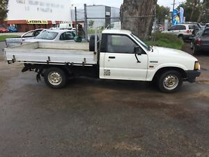 1995 Mazda B2600 Ute Dual Fuel Welshpool Canning Area Preview