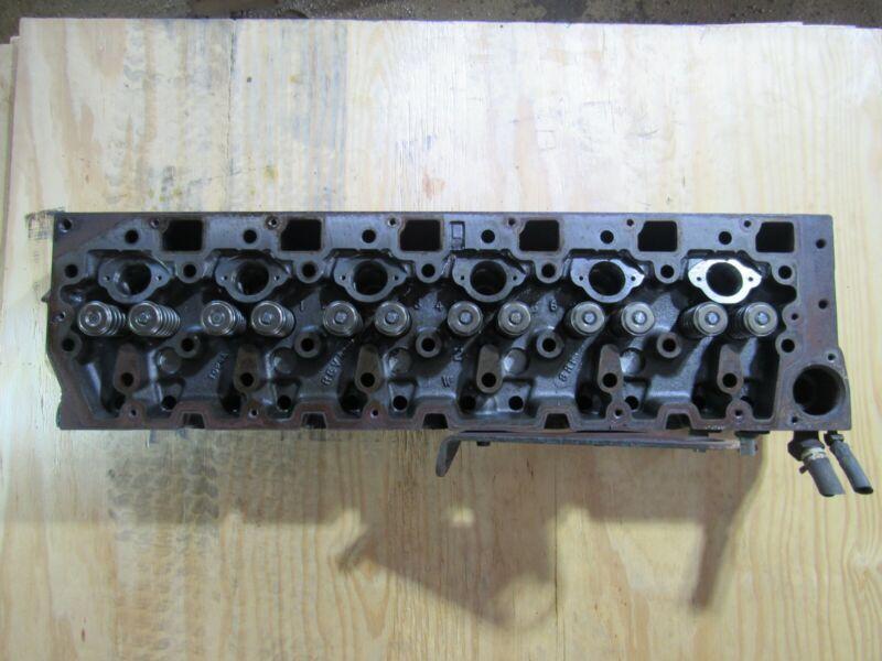 97-04 Navistar International Dt466e Cylinder Head