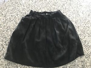 Wilfred linen skirt