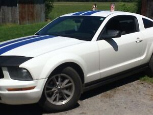 2005 Ford Mustang 5 speed. Manual 240,000km