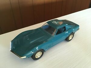 ERTL AMT #6878 1970 CHEVROLET CORVETTE LT-1 MODEL