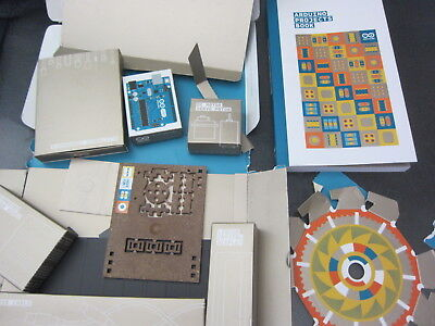 Arduino Starter Kit W 170p Arduino Projects Book Components