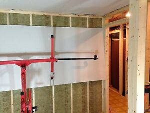 Drywall Panel Lift - 11 foot - Height - Ceilings - Walls