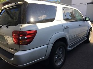2004 Toyota Sequoia Limited V8 4WD