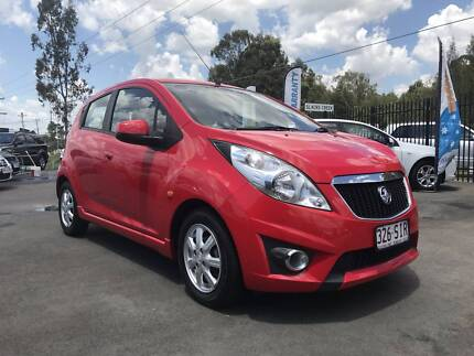 2011 HOLDEN BARINA SPARK -  **SUPERBLY ECONOMICAL** Underwood Logan Area Preview