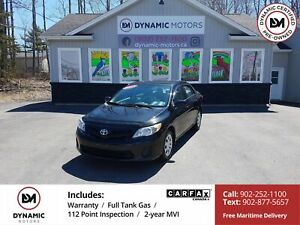 2013 Toyota Corolla CE AUTO! AC! OWN FOR $119 B/W, 0 DOWN, OAC