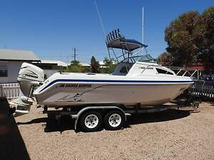 Haines Hunter 635 SF Challenger Wallaroo Copper Coast Preview
