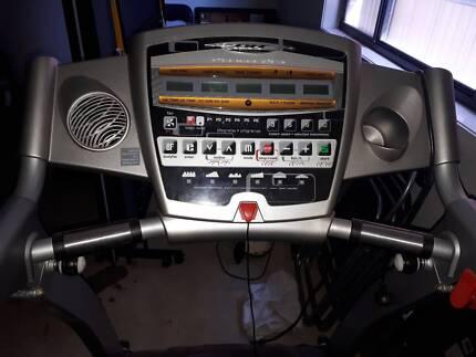 Treadmill as new