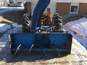 3 POINT HITCH SNOW BLOWER