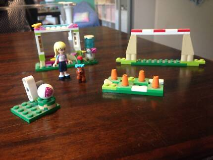 Lego 3409 Football Soccer World Cup Complete With Instructions