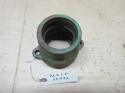 John Deere 70 720 730 Lp Thermostat Housing Upper Water Pipe Casting F1321r