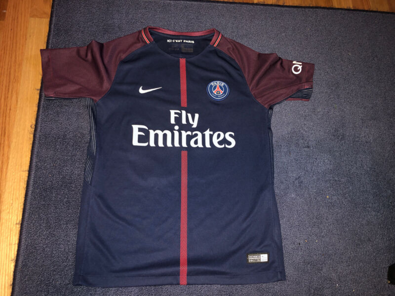 Nike Youth Soccer Paris Saint Germain Dry Squad Top Medium