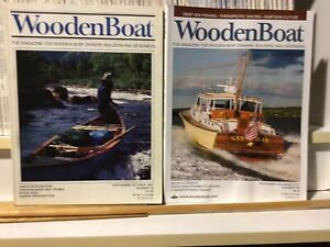 Wooden Boat Magazine Collection