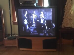 """46"""" Projection TV-------FREE!!!!"""