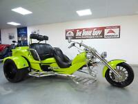 Rewaco Trike RF1-ST3 Tourback Sports Tourer Automatic 3 Seater 2019