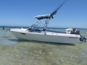 Brooker 6.11meter Runabout Seaton Charles Sturt Area Preview