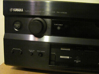 YAMAHA RX-V1500 Home Audio AV Receiver  for sale  Odessa
