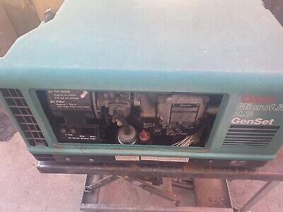 Onan Microlite 2.8 Generator Rv Motorhome Generator