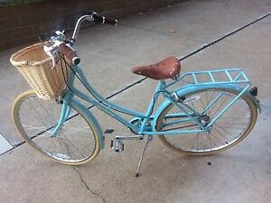 Vintage style cruiser 'Sommer' Papillionaire bicycle Highgate Hill Brisbane South West Preview