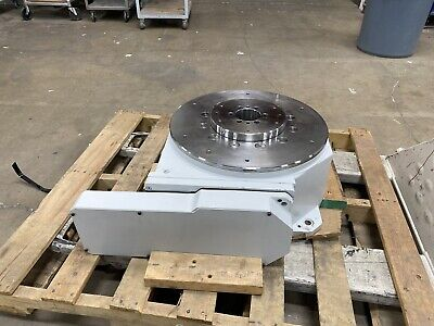 Weiss Tc 500t Station 12 Speed A Rotary Indexing Table W Large Central Opening