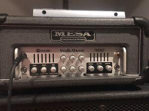 Mesa walkabout bass amp