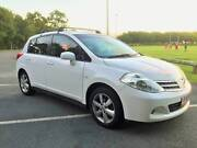 2012 Nissan Tiida ST 6 Speed 1.8L 4Cyl in Excellent Conditions!!! Burleigh Heads Gold Coast South Preview
