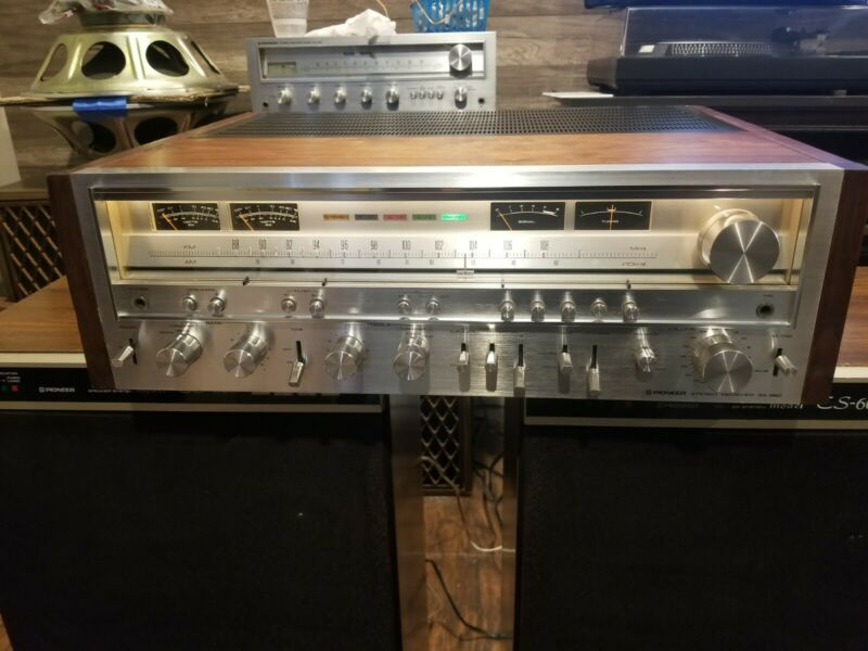 pioneer sx 980 receiver