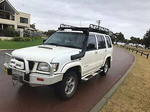 2000 Holden Jackaroo Wagon Rossmoyne Canning Area Preview