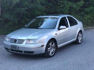 2003 Volkswagen Jetta 1.8t