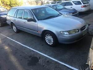1996 Ford Falcon Wagon Silver AUTO #2103 - Parts From $25.00 Underwood Logan Area Preview