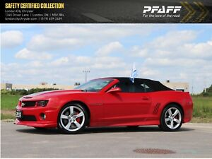 2012 Chevrolet Camaro SS 6.2L V8, Leather, Heated Seats