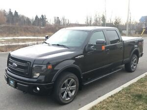 Camion Ford F-150 FX4 Supercrew 5.0L V8