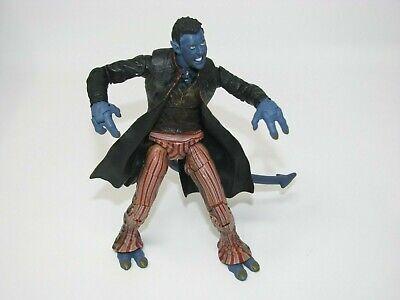 "2003 6"" X-MEN THE MOVIE NIGHTCRAWLER ACTION FIGURE Toy Biz Loose Figure"