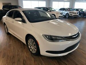 2016 Chrysler 200 LX [2.4L/upgraded Alpine speakers]