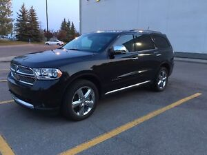 2012 Dodge Durango Citadel AWD ONE OWNER ACCIDENT FREE