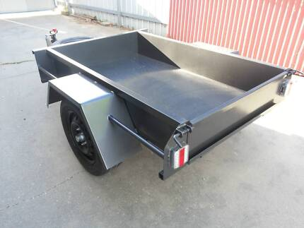 6 x 4 Standard Box Trailer Campbellfield Hume Area Preview