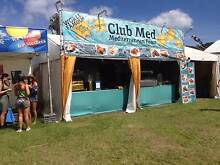 Festival food stall business for sale Byron Bay Byron Area Preview