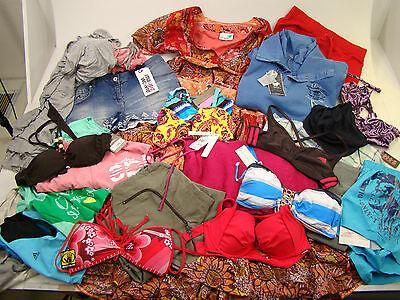 POSTEN 50x Markenbekleidung Schuhe gemischt RETOUREN Damen Herren Kleidung