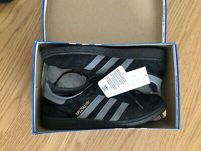 2012 Adidas Handball Spezial Size 9 With Box Black Grey London Dublin Stockholm