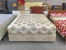 DELIVERY TODAY COMFORT SEALY MADE Ensemble Queen bed & mattress Belmont Belmont Area Preview