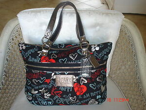 coach poppy bags outlet  coach poppy graffiti