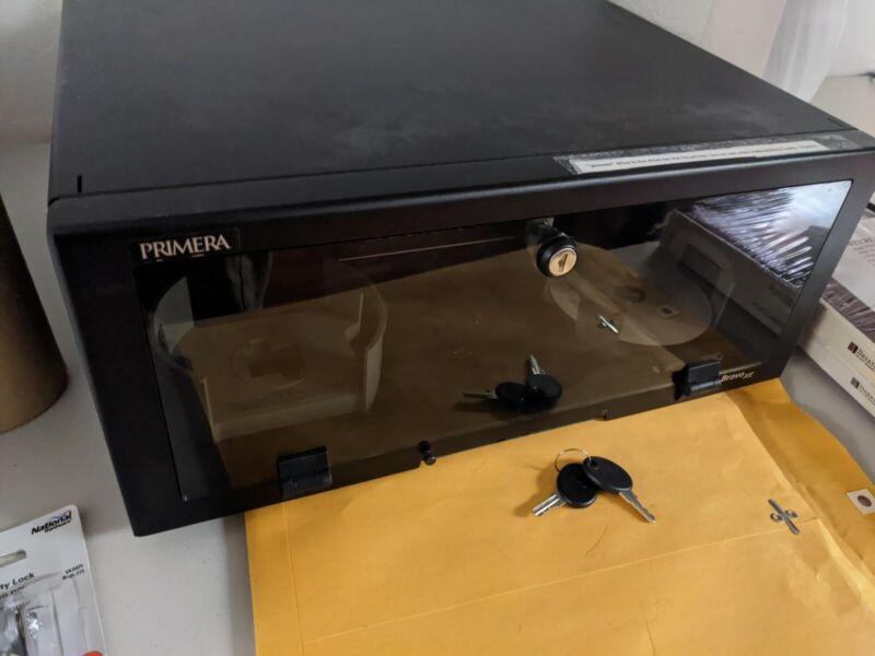 Primera Bravo 2 XR Pro Disc Publisher CD DVD Burner Printer
