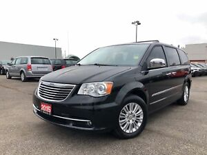 2015 Chrysler Town & Country LIMITED**LEATHER**SUNROOF**NAV**DVD