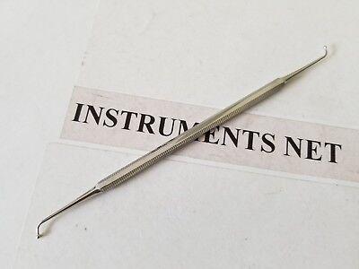 Ball Burnisher 1 De Dental Amalgam Instruments