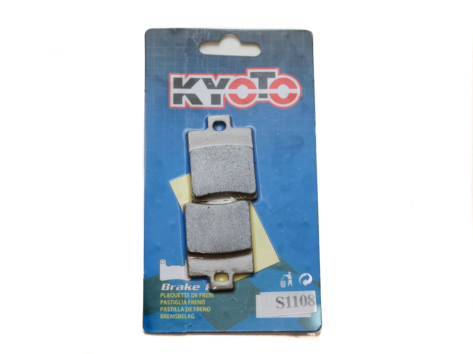 Rear Drum Model KYOTO FRONT  BRAKE PADS PIAGGIO NRG50 Extreme 1999-2001