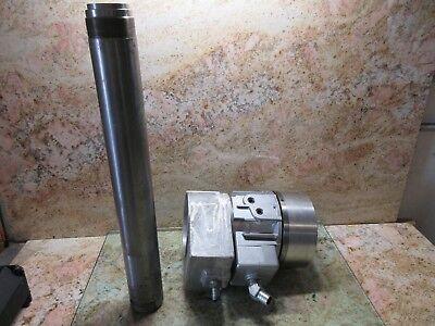 Yang Sml-30 Cnc Lathe Tonfou Hydraulic Spindle Actuator 28 Draw Bar Drawbar