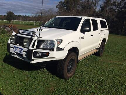 2010 Toyota Hilux duel cab upgrade Nannup Nannup Area Preview